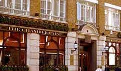 Chamberlain London Hotels